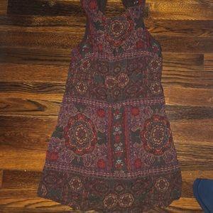 Never worn ecoté mini dress.